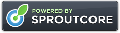 Powered by SproutCore - Dark Badge